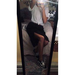 Dresses & Skirts - Vintage satin skirt slip
